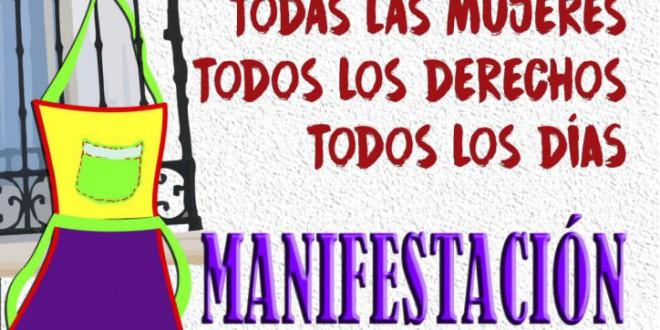 La Huelga Feminista del 8 de marzo será la segunda legal en la historia que reclame la igualdad entre hombres y mujeres