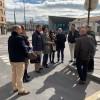 AUTOBUSES: se negocia la concesión de los terrenos para el intercambiador