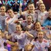 La selección de fútbol sala femenino hace historia al ganar la Copa de Europa
