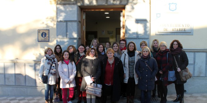 Quince mujeres inician sus prácticas de administrativas en el Ayuntamiento
