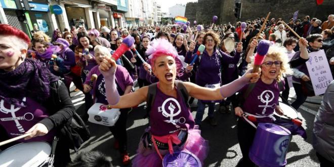 Guía para la huelga feminista del 8 de marzo: convocatoria y manifestaciones