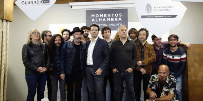 Granada se convierte en un 'distrito sonoro' con Soleá Morente, Nacho Vegas, Lagartija Nick…
