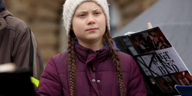 Así es Greta Thunberg, la adolescente sueca que lidera la lucha contra el cambio climático