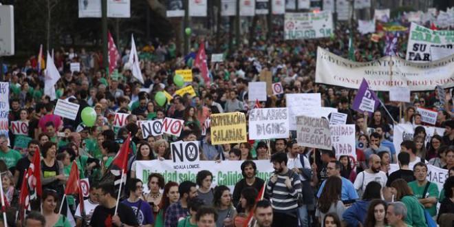 La huella de una década perdida: «Todo se justificó con la crisis»