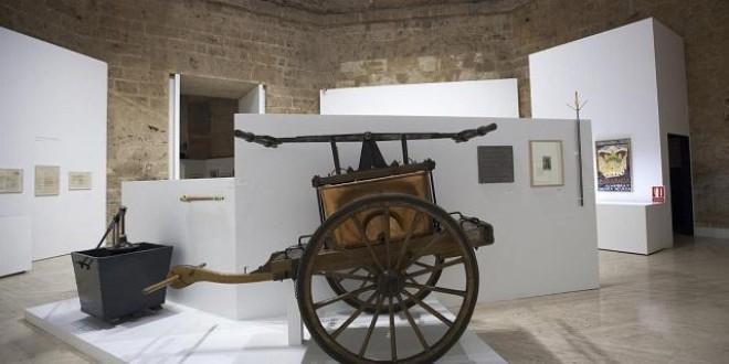 La Alhambra organiza visitas guiadas gratuitas a la muestra 'Monumento y modernidad'