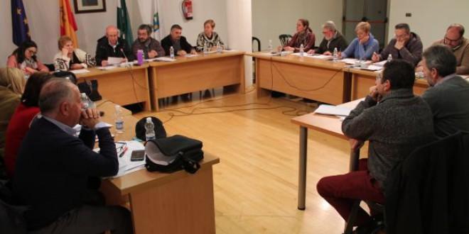 Los grupos políticos retoman el debate presupuestario en el pleno ordinario del jueves