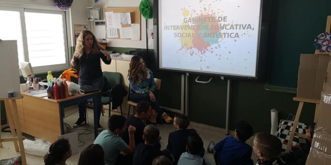 ATARFE: EDUCACONARTE planifica talleres para la SEMANA SANTA