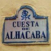 """""""La Cuesta de Alhacaba de Granada"""""""