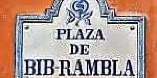 Plaza de Bib-Rambla (o Bibarrambla) de Granada