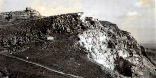 LA PIEDRA DE SIERRA ELVIRA `por José Enrique Granados