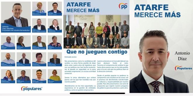 PROGRAMA ELECTORAL DE PP DE ATARFE
