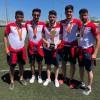 La selección granadina universitaria se proclama campeona de España