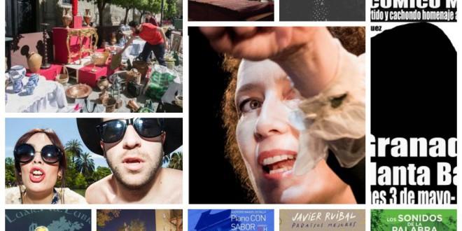 Cruces, Noche en Blanco y otras 10 cosas que hacer este fin de semana en Granada
