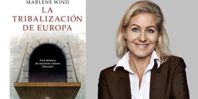 La profesora que vapuleó a Puigdemont: «Cataluña es un peligro para la democracia»