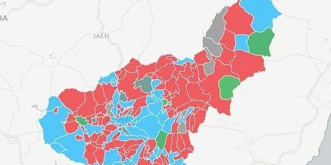 Curiosidades del 26-M en la provincia