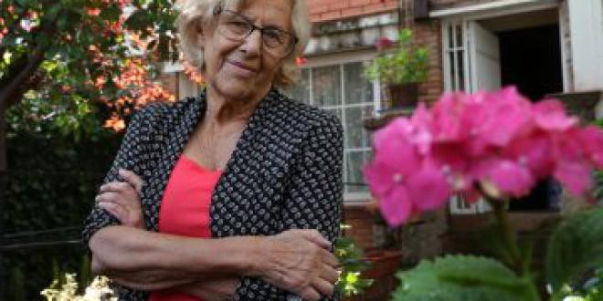"""Manuela Carmena: """"Rectificarán sobre Madrid Central, no pueden hacer otra cosa"""""""