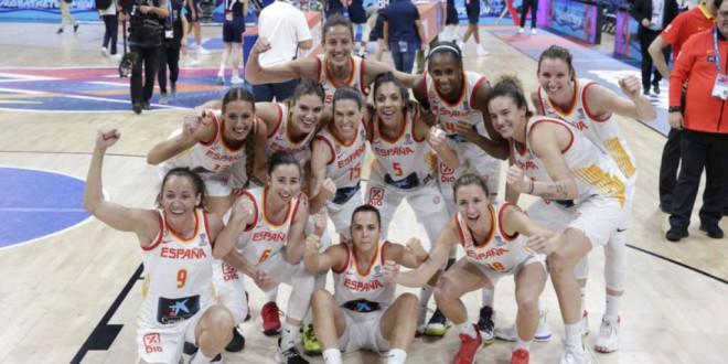 España hace historia al ser el primer equipo en repetir título desde 1991