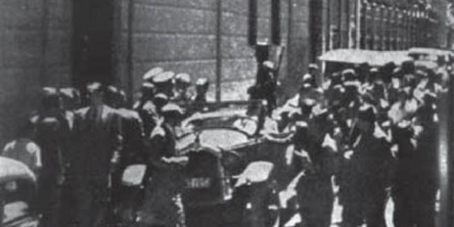 Últimas horas de Federico en el Gobierno Civil, lugar de violencia, terror y represión