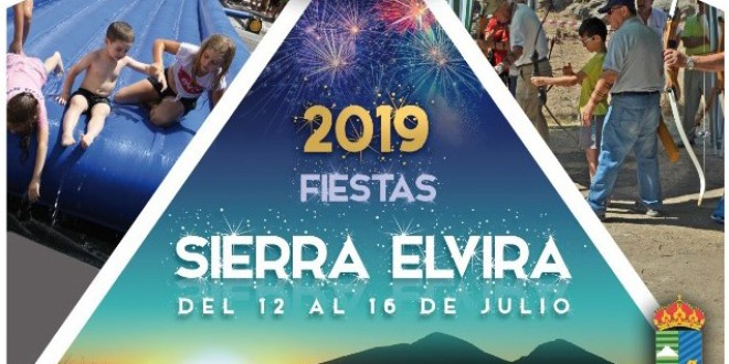 FIESTAS DE SIERRA ELVIRA 2019