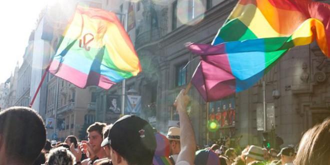 HISTORIA del Orgullo en Madrid