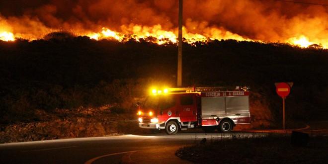 Los municipios que más arden