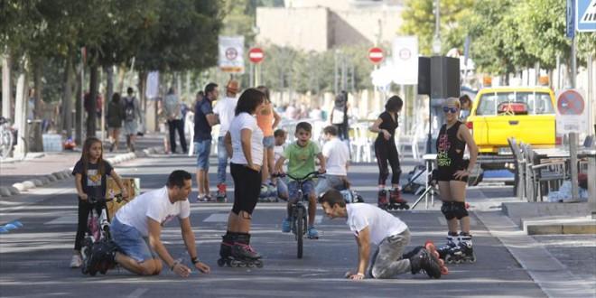 ATARFE: 22 DE SEPTIEMBRE DIA DE LA BICICLETA Y DIA MUNDIAL SIN COCHE