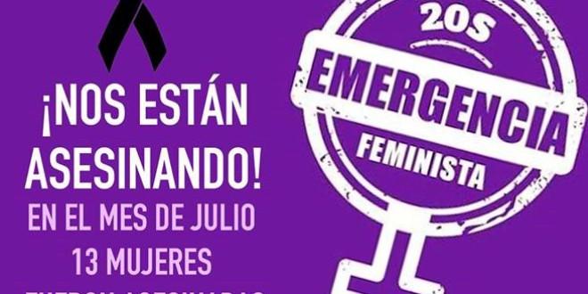 MANIFIESTO 20S EMERGENCIA FEMINISTA