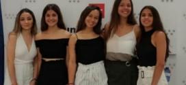 Cinco adolescentes españolas, finalistas mundiales con una app para proteger a las mujeres en la calle