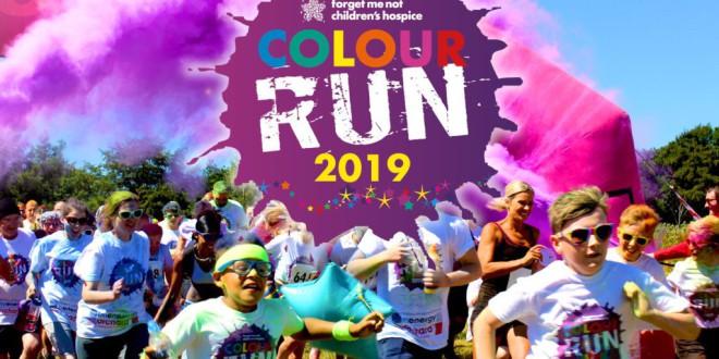 El 21 de septiembre tendrá lugar la COLOUR RUN ATARFE 2019