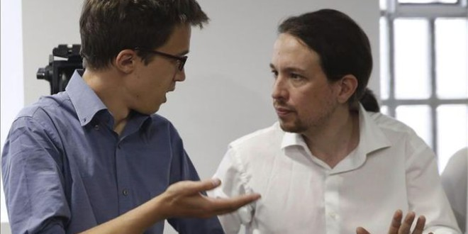 «Errejón mueve el tablero» por Iñaki Gabilondo