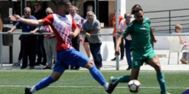 """Atarfe Industrial Manolo Rojas: """"No nos hemos marcado ningún objetivo"""""""