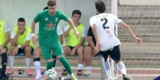 Primera derrota de la temporada del Atarfe, 2-1