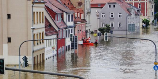 De por qué el cambio climático es culpable del aumento de inundaciones