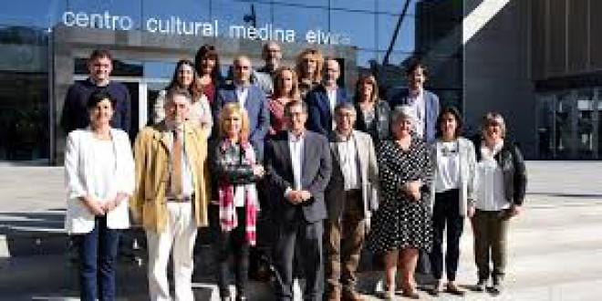 ATARFE : La Diputación se reunio con los municipios del área metropolitana norte para informarles sobre los programas de Concertación