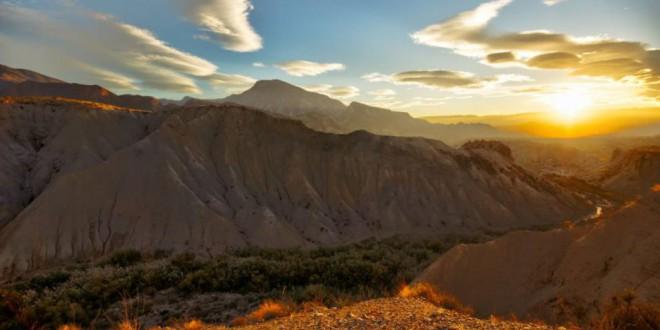 No podemos frenar el avance de los desiertos, pero sí la desertificación