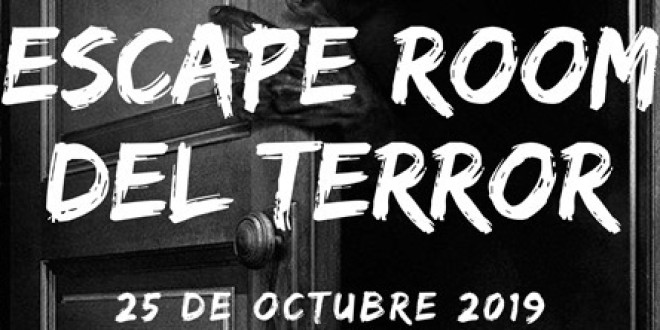 ATARFE: ESCAPE ROOM DEL TERROR