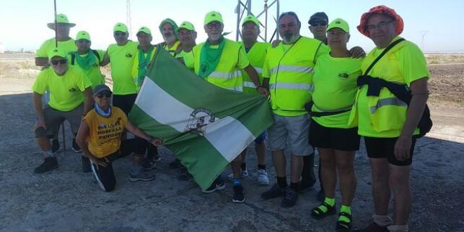 625 kilómetros a pie: «No peleamos por nuestras pensiones sino por las de nuestros hijos y nuestros nietos»