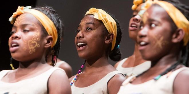 La coral Malagasy Gospel, de niñas de Madagascar en riesgo de exclusión, actuará en Granada