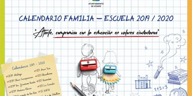 ATARFE: DÍAS NO LECTIVOS EN LA COMUNIDAD EDUCATIVA