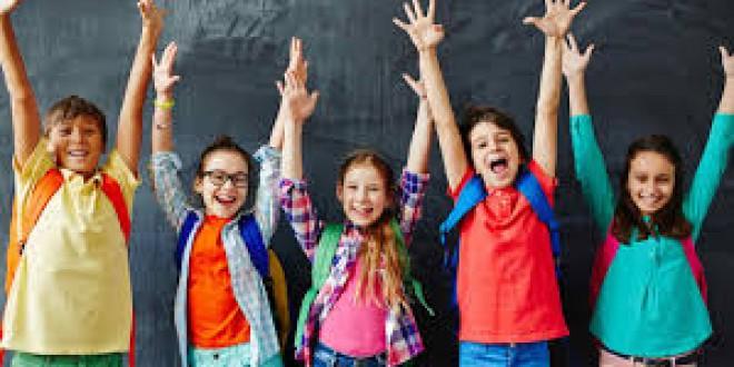 Los niños necesitan ser felices en el aula, no excelentes