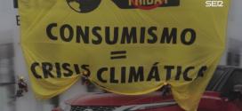 Greenpeace avisa: este es un viernes negro para el planeta