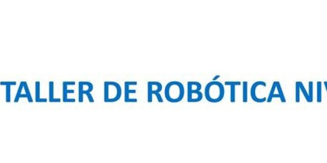 ATARFE: TALLER DE ROBÓTICA NIVEL MEDIO