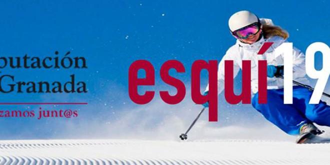 ATARFE: Diputación facilitará la práctica del esquí a niños/as del municipio