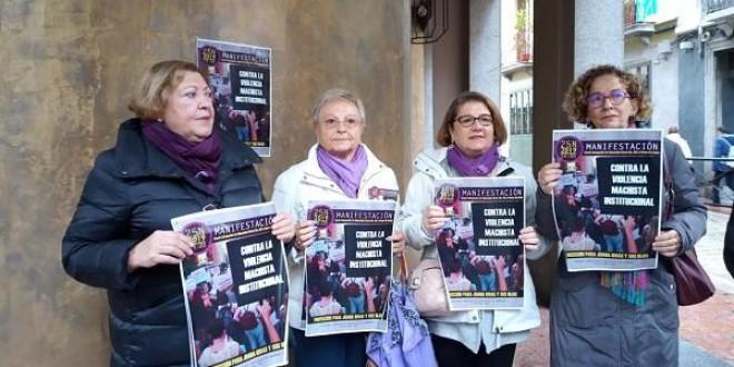 LA PLATAFORMA 25N y El movimiento feminista se cita el 25N contra la violencia machista