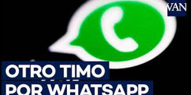 Atentos al supuesto sistema solidario que pide 33 euros a través de WhatsApp