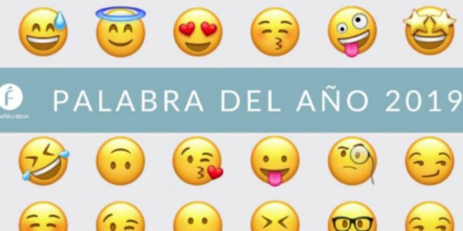 Los emojis, palabra del año de la Fundéu BBVA