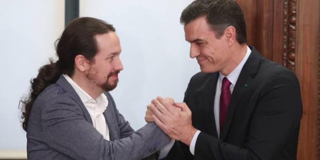 PSOE y Unidas Podemos subirán los impuestos a los ricos y van más allá de lo previsto en la reforma laboral
