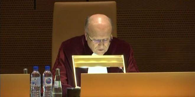 La Justicia europea entiende que Junqueras tendría que haber sido reconocido como eurodiputado