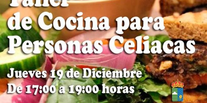 ATARFE: HOY TALLER DE COCINA PARA PERSONAS CELIACAS