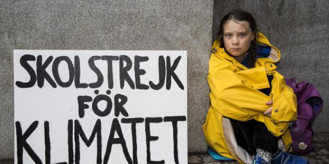 La 'jajaganda' o cómo desinformar con el insulto: el 'caso Greta Thunberg'